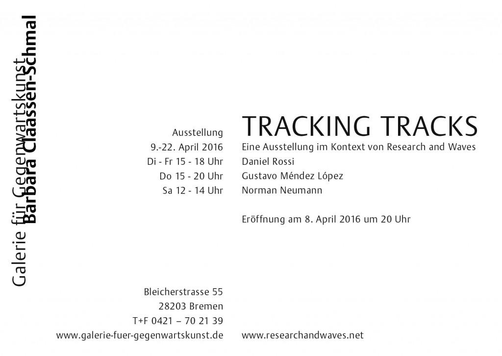 tracking tracks